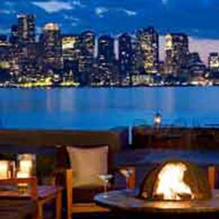 Harborside Grill At Hyatt Boston Harbor