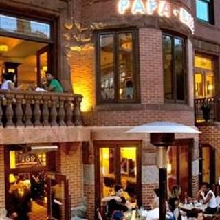 Papa Razzi - Boston