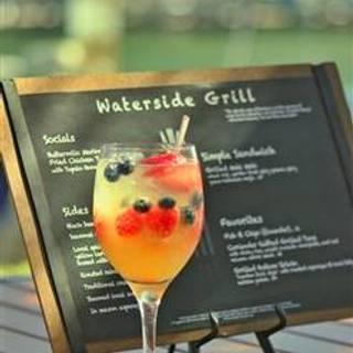 Waterside Grill – Tampa Marriott Waterside