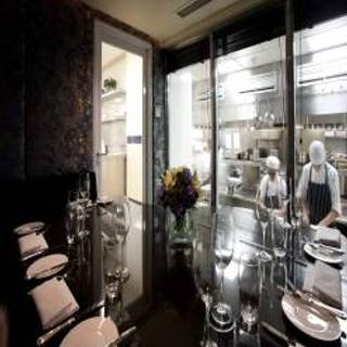 The Savoy Grill - Kitchen Table