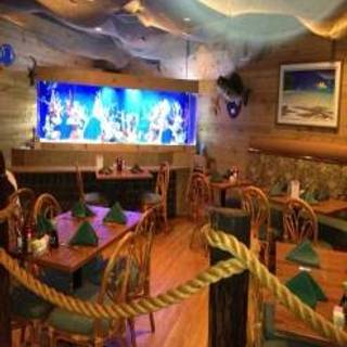 Amalfi restaurant indianapolis in opentable for Kona fish market