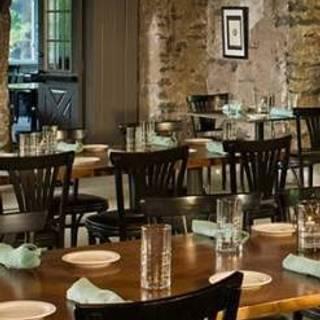 Glass – wine. bar. kitchen. at Ledges Hotel