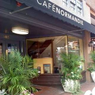 Cafe Normandie