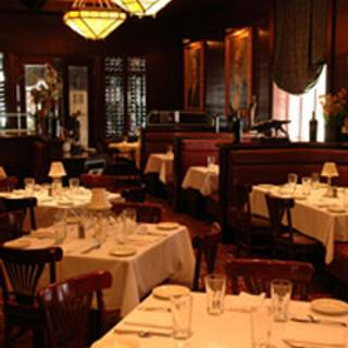 The Capital Grille Houston