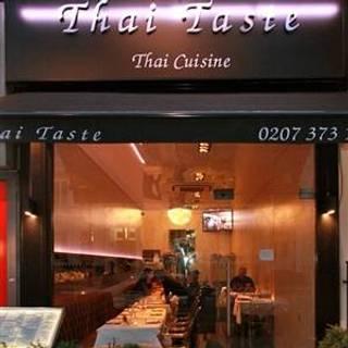 Thai Taste Restaurant London Opentable