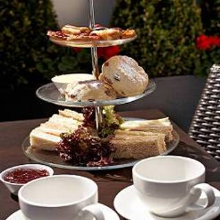 Afternoon Tea at the Blakemore Hotel