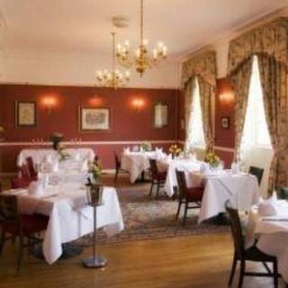 The Restaurant at Worsley Arms