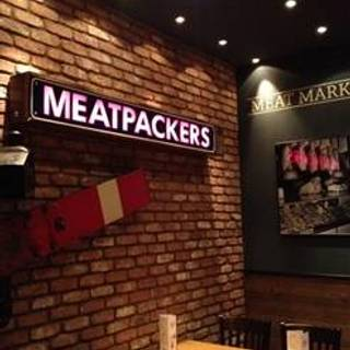 Chicago Meatpackers Hamburg
