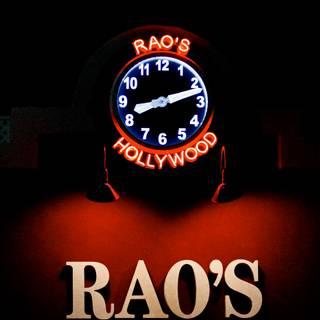 Rao's Hollywood, Hollywood, CA