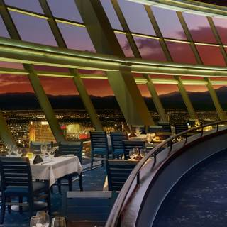 Top of the World Restaurant - Stratosphere Hotel, Las Vegas, NV