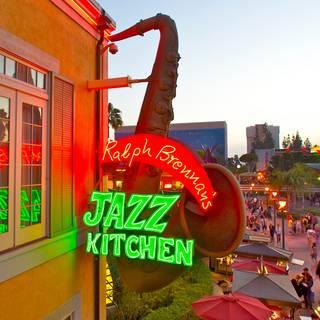 Ralph Brennan's Jazz Kitchen, Anaheim, CA