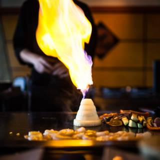 Musashi's Japanese Steakhouse, Oklahoma City, OK