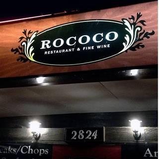 Rococo Oklahoma City Brunch Menu