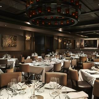Mastro 39 s steakhouse dc restaurant washington dc opentable - Table restaurant washington dc ...