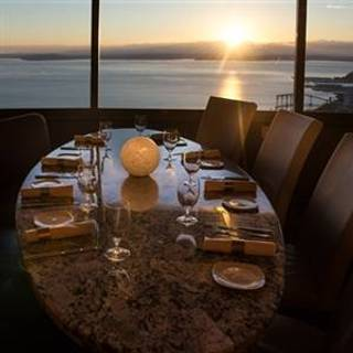 SkyCity Restaurant at the Space Needle