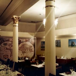 Vespucci Restaurant In San Mateo