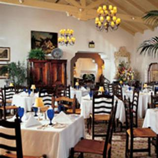 Arizona Inn Dining Room