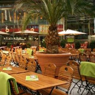 Josty Restaurant im Sony Center am Potsdamer Platz