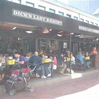 Dick's Last Resort - Boston