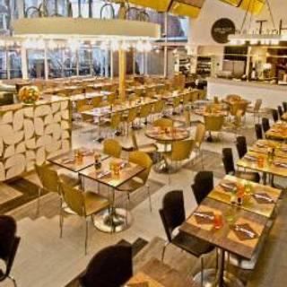 Fifth Floor Café – Harvey Nichols