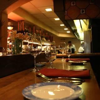 Sol Grill Room Lounge Menu