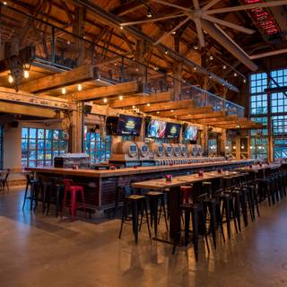 Tap & Barrel • Shipyards