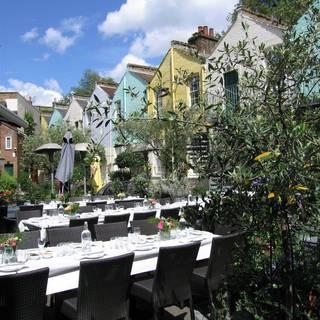Amici Mediterranean Bar & Grill - Kennington's Secret Garden