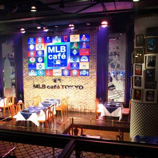 MLB cafe Tokyo Dome City