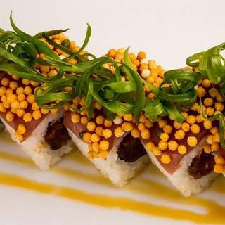 Nitrogen Bar, Grill, and Sushi