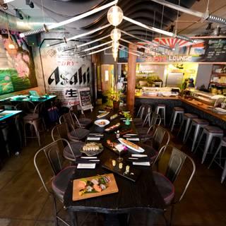 Sushi Lounge on Market