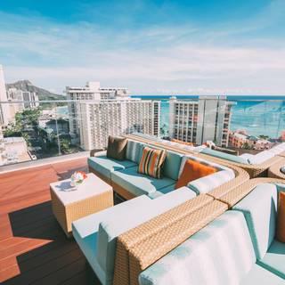 SKY Waikiki - Rooftop Restaurant