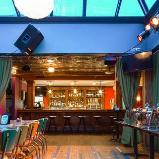 Tony P's Bar & Pizzeria - Uptown, Denver, CO