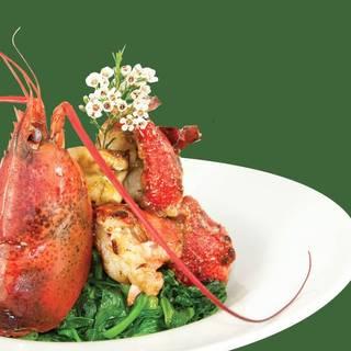 Hiroshi japanese asian fusion lounge restaurant new york for Aura thai fusion cuisine new york ny