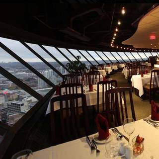 Top Of Vancouver Revolving Restaurant Vancouver Bc