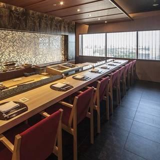 Sushi Hanamikoji Kobe - Seishin Oriental Hotel