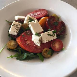 Heirloom Tomato Salad - Piatanzi, Albuquerque, NM