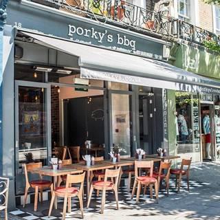 Porky's BBQ Camden