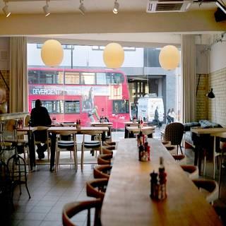 High Street Station Cafe Brunch Menu
