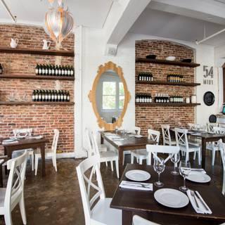 A photo of 54 Mint restaurant