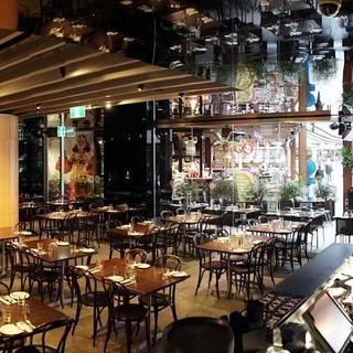 Hurricane's Grill & Bar Top Ryde
