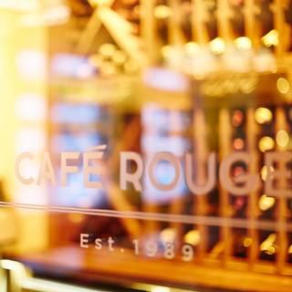 Café Rouge Hays Galleria