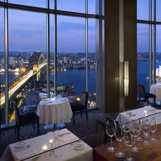 Altitude Restaurant - Shangri-La Sydney