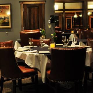 Interior - Firenze Italian Steakhouse, Worland, WY