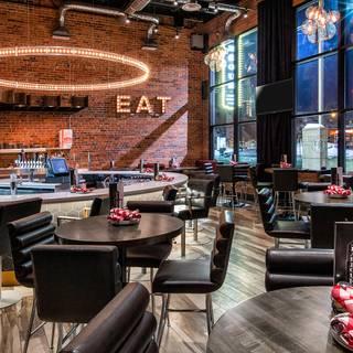 Par Final - The Parlour Italian Kitchen & Bar, Edmonton, AB