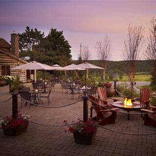 The Antler Steakhouse - Deerhurst Resort