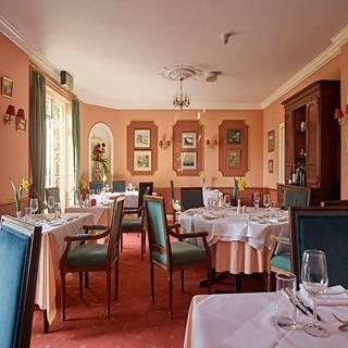 Corse Lawn House Restaurant