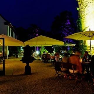 Gasthaus Eiflers Zeiten Burg Flamersheim
