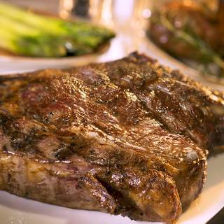 Sh's Bone In Ribeye - The Spotted Horse Tavern & Dinning Parlor, Opelousas, LA