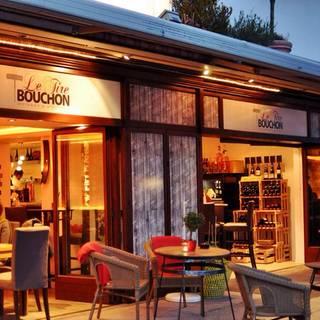 Le Tire Bouchon - Restaurant - Weinbar
