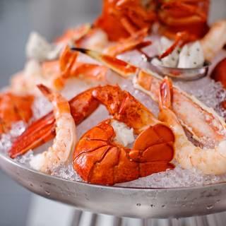 Seafood Tower - Ruth's Chris Steak House - Biloxi, Biloxi, MS